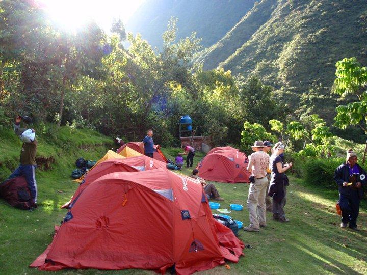 The Inca Trail Peru: Packing List