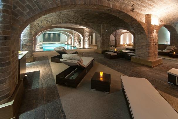 Titanic Spa Hotel Liverpool