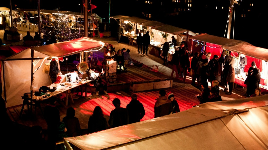 Christmas Markets Abroad - Average Janes Blog
