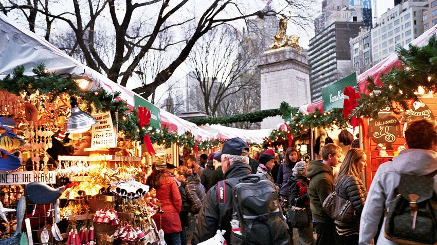 Best Food Markets In New York City