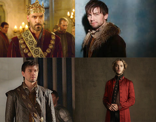 Ruling over us: the Reign cast