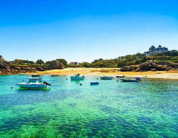 10 beautiful beaches in Europe