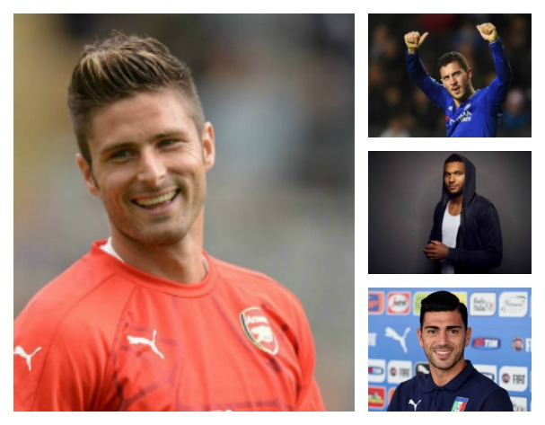 EURO 2016: footballer fitties