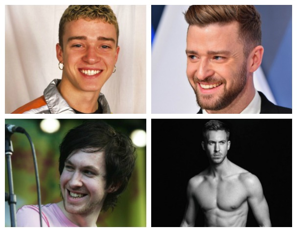 Crushes getting hotter with age