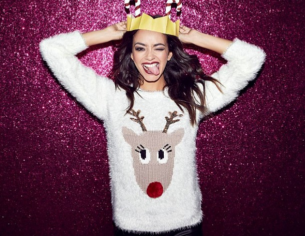 Festive Fashion: Christmas jumpers