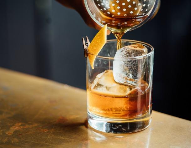 Festive drinks & cocktails