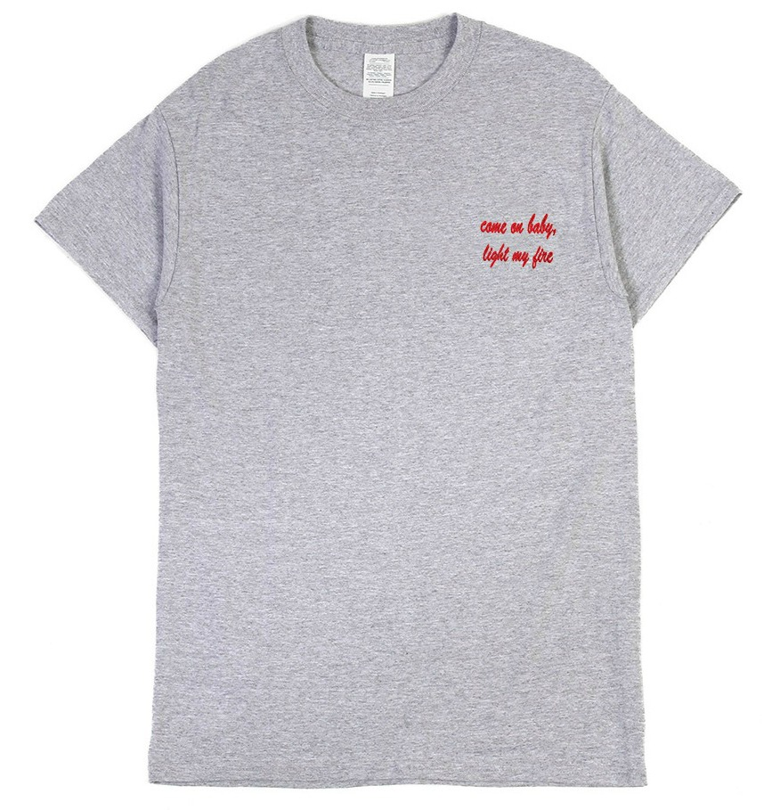 The best sassy slogan t shirts average janes blog for Kicks on fire t shirt