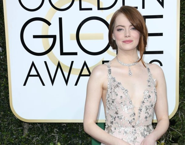 Golden Globes Fashion 2017