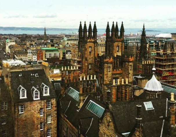 City Breaks: Edinburgh
