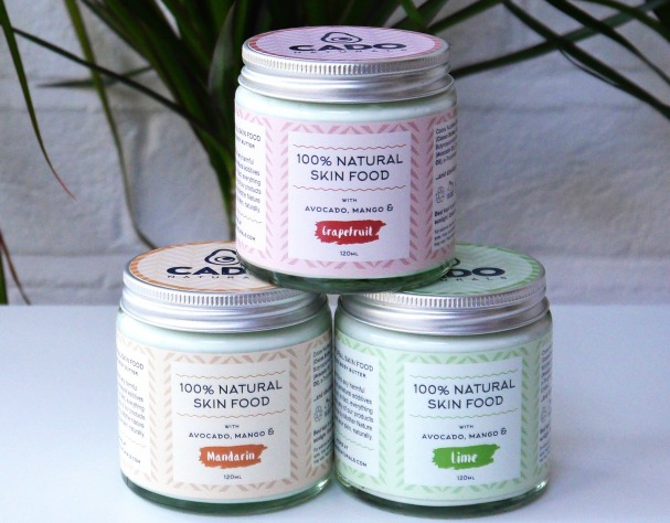 Natural 'Superfood' Skincare: Cado Naturals