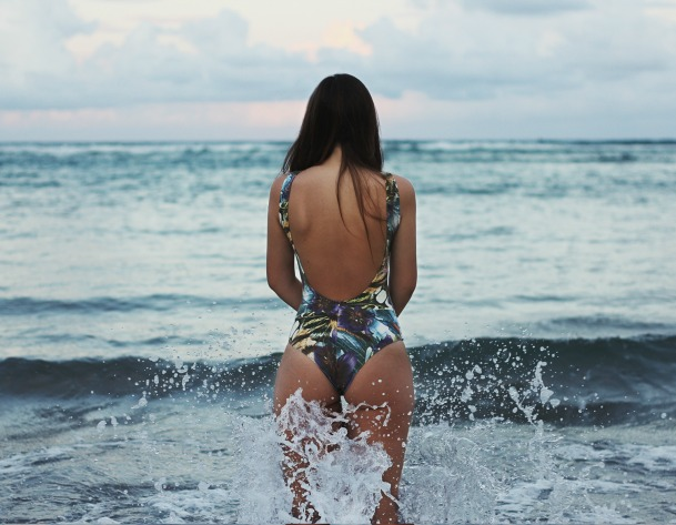 Not a bikini fan? Here's some sexy swimsuits instead