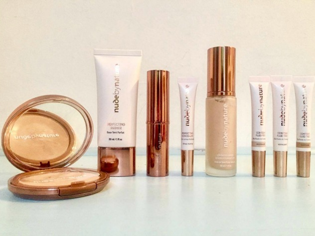 Nude by Nature: Summer Must Haves