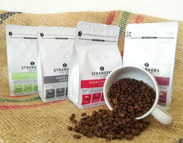 Serve up Strangers at Home - Strangers Coffee Review