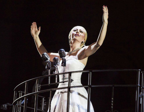 EVITA: Theatre Review