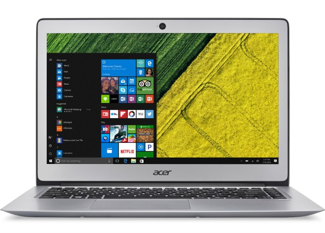 Acer Swift 3 Review: An Attractive & Affordable Laptop