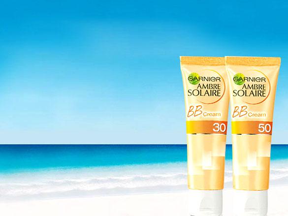 Garnier Ambre Solaire BB Cream