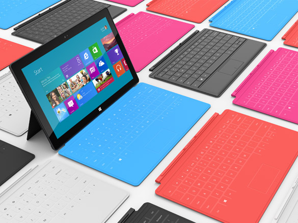 Professional, Social or Family? Which 2013 Tablet are you?