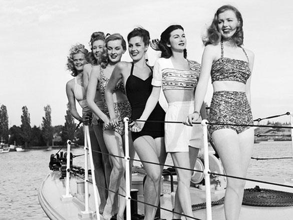 Summer Bikini Trends 2013