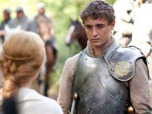 Max Irons King of Hearts