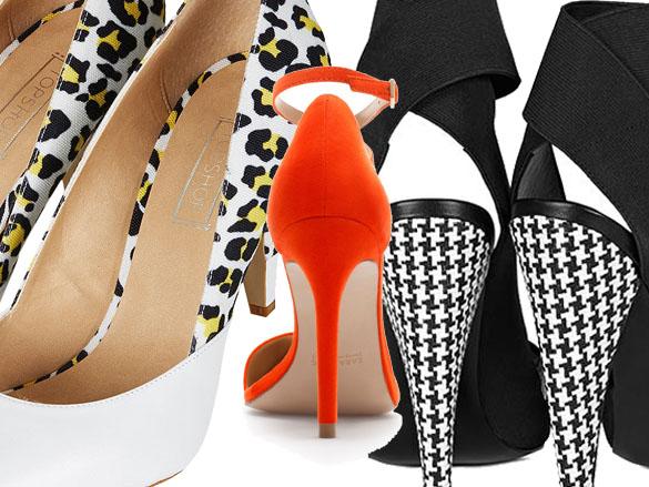 Hot High Street Heels
