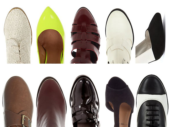 New Look Shoes Our Top Picks