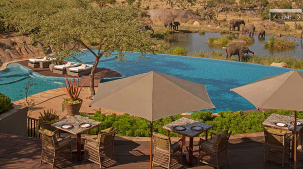 four-seasons-safari-lodge-tanzania-pool