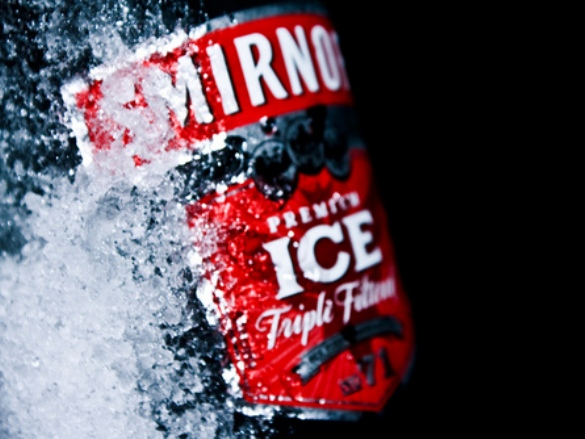 Smirnoff Ice 'Straight Pimpin'