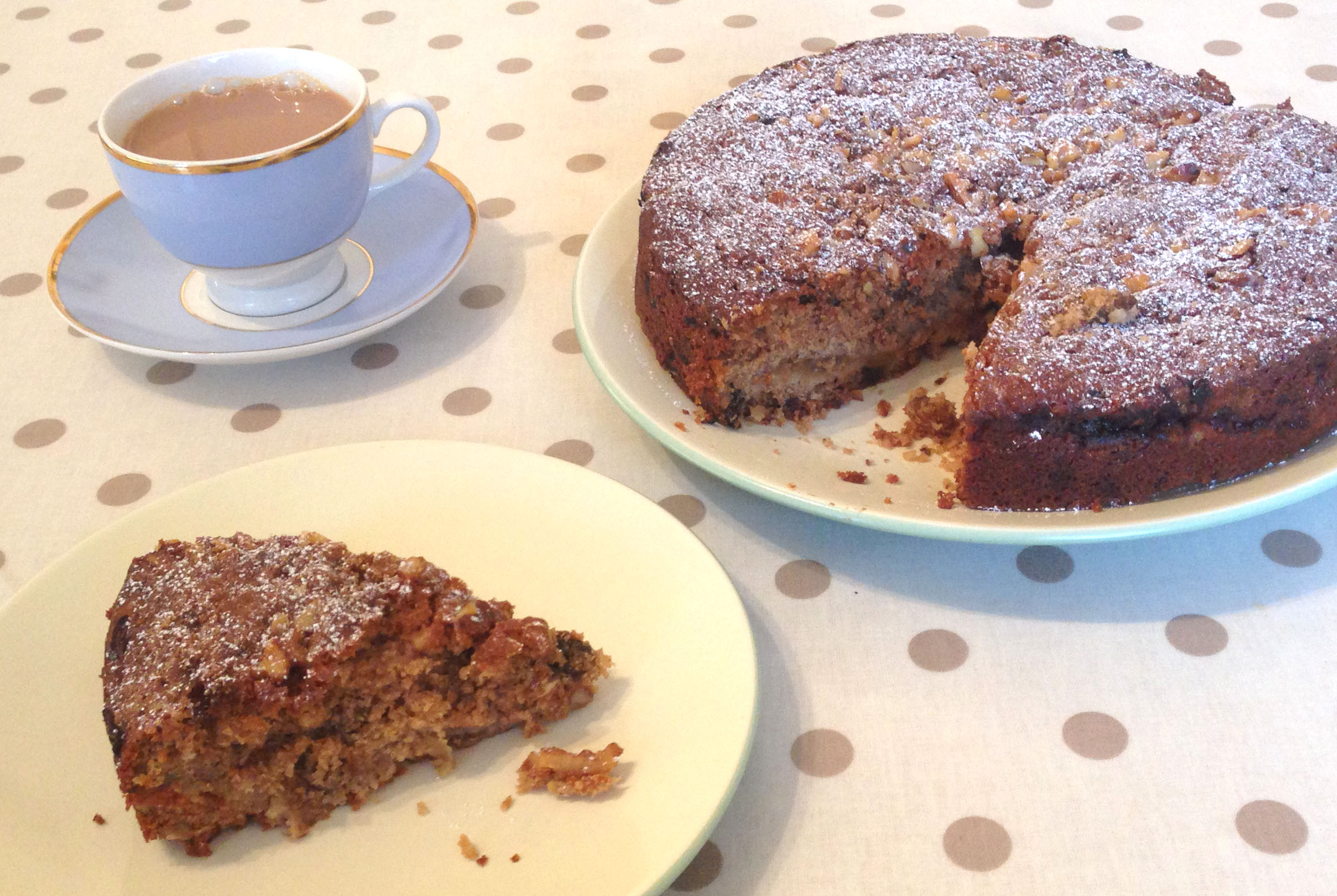 Mary Berry Apple And Cinnamon Cake Recipe