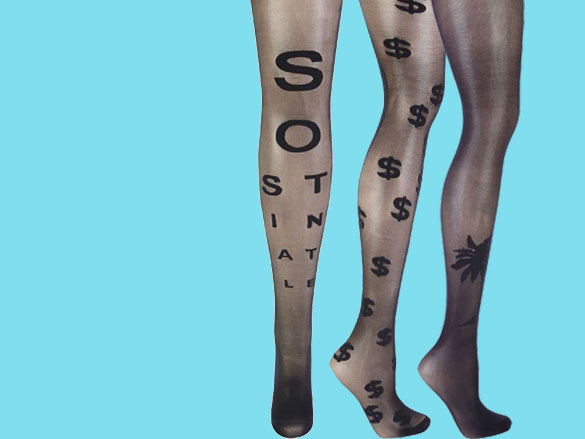Henry Holland tights for Topshop