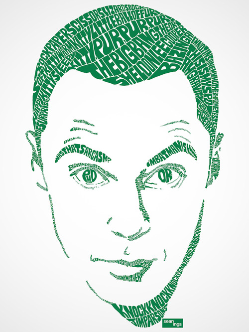 sheldon-cooper-word-art
