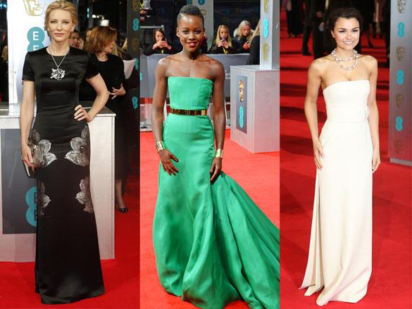Our Best Bafta Dresses