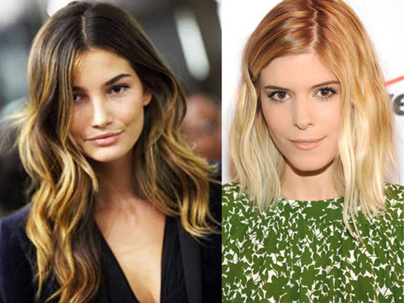 Hair Trend ~ The New Ombre