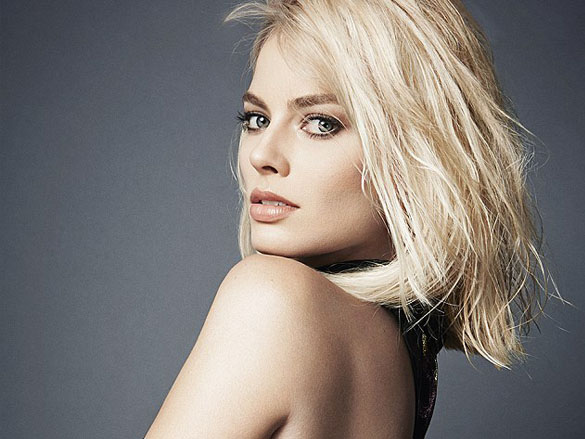 Margot Robbie for Elle Australia