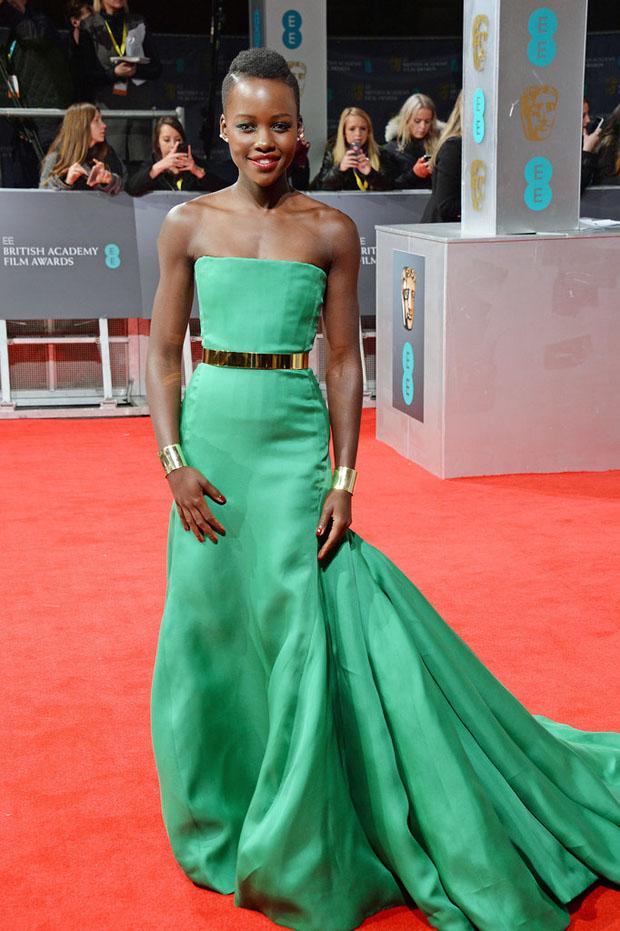 Lupita-Nyongo-BAFTAs-2014