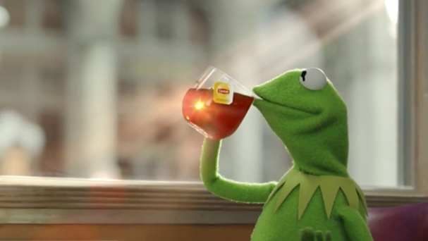 Sponsored Video: Lipton x Muppets TV Advert