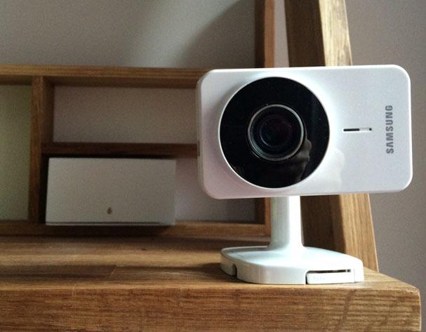 Samsung Smart Home Camera