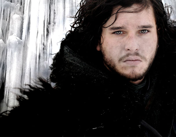 Kit Harington has GoT our attention