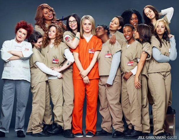 Orange is the New Black is back!