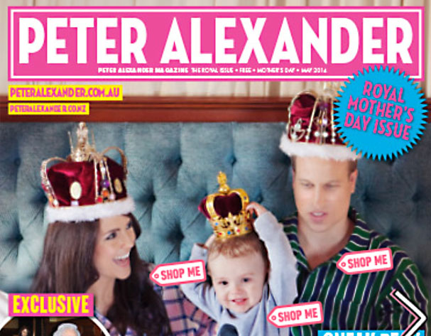 We want to sleep with Peter Alexander