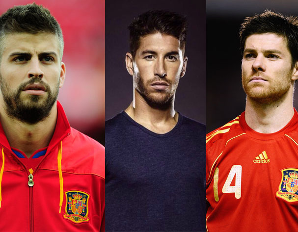 World Cup: Sexy Spaniards