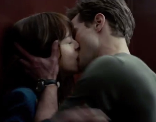 NEW extended Fifty Shades of Grey Trailer