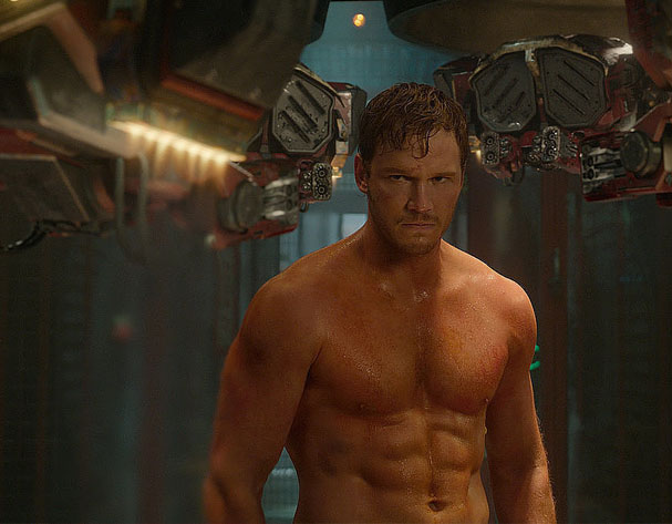 Quill Thrill: Chris Pratt