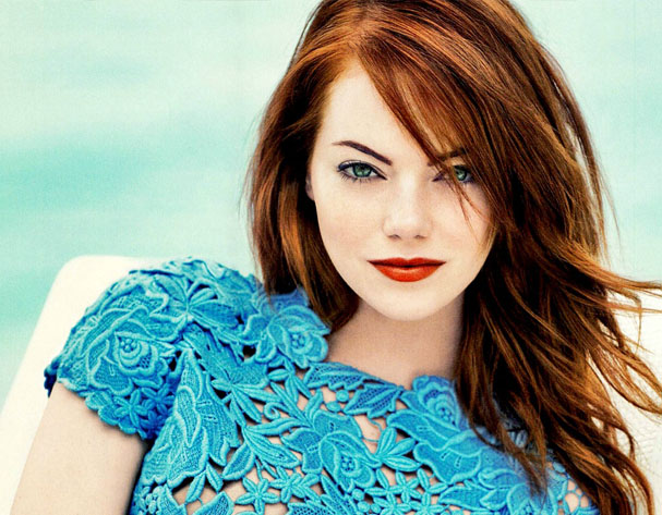 Emma Stone: Hair Envy