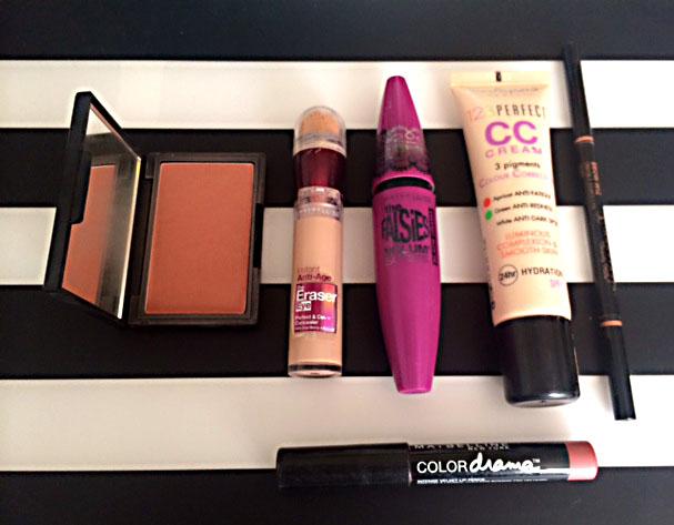 Six product Sunday Makeup