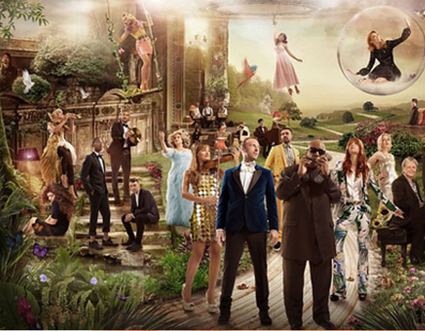 God Only Knows: BBC Music Charity Video