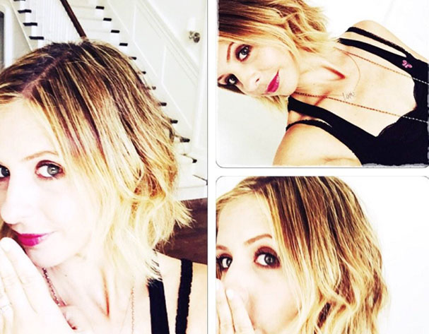 Sarah Michelle Gellar: New Crop!