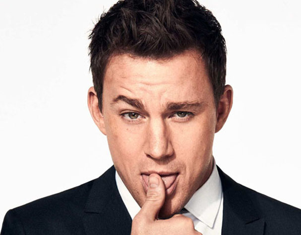 Channing Tatum: adorable husband