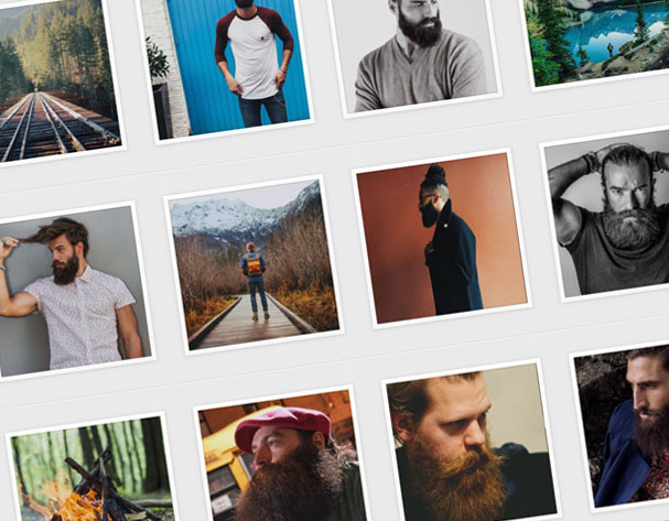 Hottest beards of Instagram