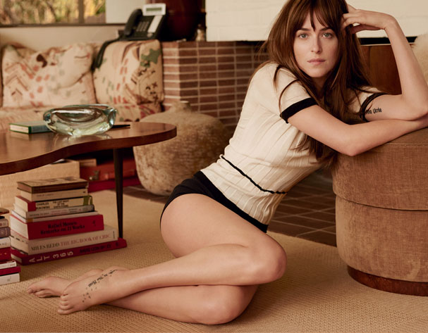 Dakota Johnson fears Hollywood