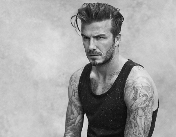 David Beckham Modern Essentials for H&M